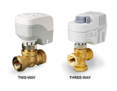 Zone Valves 599 Zone Valve Series