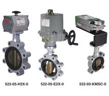 Butterfly Valves 522 Series