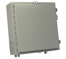 Hoffman NEMA 4 Enclosures and Panels A-ALP, A-BLP Series