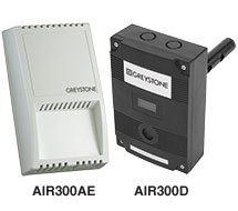 Indoor Air Quality Monitor AIR300 Series