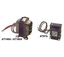 Class 2 Control Transformers AT87A, AT140A,  AT150A