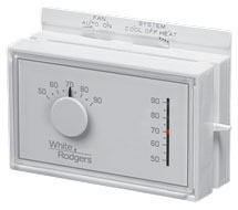 Residential Thermostats 1F56 Series Thermostats